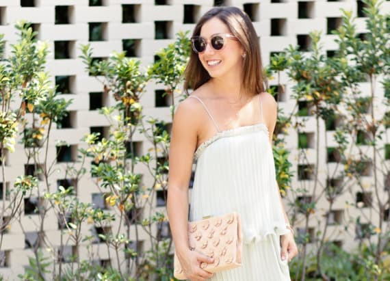 Street style tip of the day: Tiered and lovely