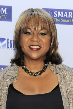 Entertainment Studio Daytime Emmy and Series Launch Party (Singer Deniece Williams poses at the Entertainment Studios' Daytime E