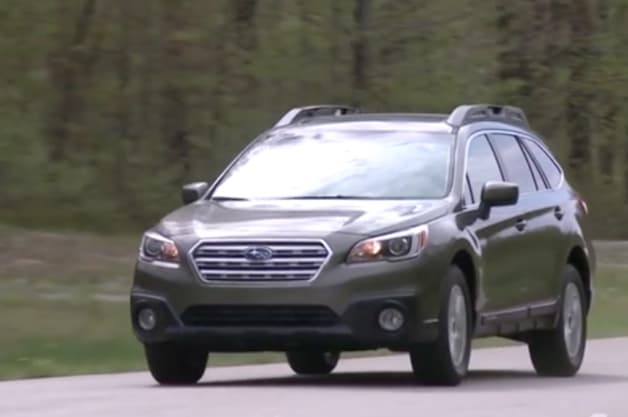 Consumer Reports Sneaks In Early Review Of 2015 Subaru Outback