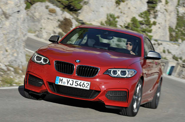 M235i outpoints 911, Corvette in CR testing, becomes highest-scoring BMW ever