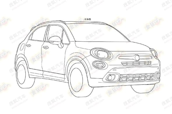 500 X, 500X, breaking, Compass, crossover, erlkönig, Fiat 500X, Fiat500x, fotos, Jeep, Jeep Mini SUV,  Kompakt SUV,  Mini-SUV, Patriot, spy shot, jeep Junior, Jeepster, Bilder, Patentschutz