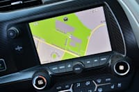 2014 Chevy C7 Corvette Stingray navigation