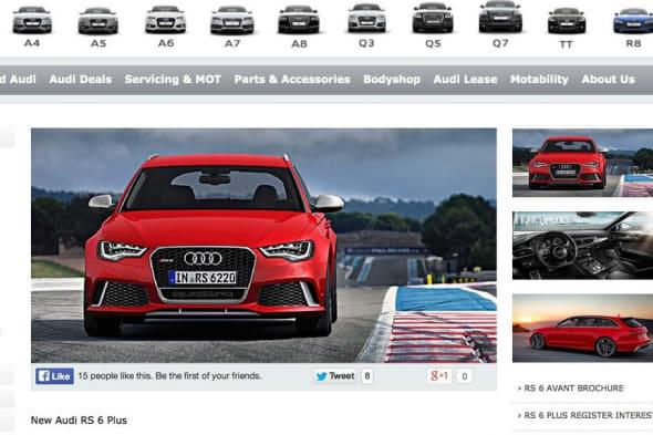 Audi, Audi RS6, Audi RS6 Plus, Audi RS6 C7, C7, durchgesickert, leaked, RS6 plus, Bilder, V8, Fotos