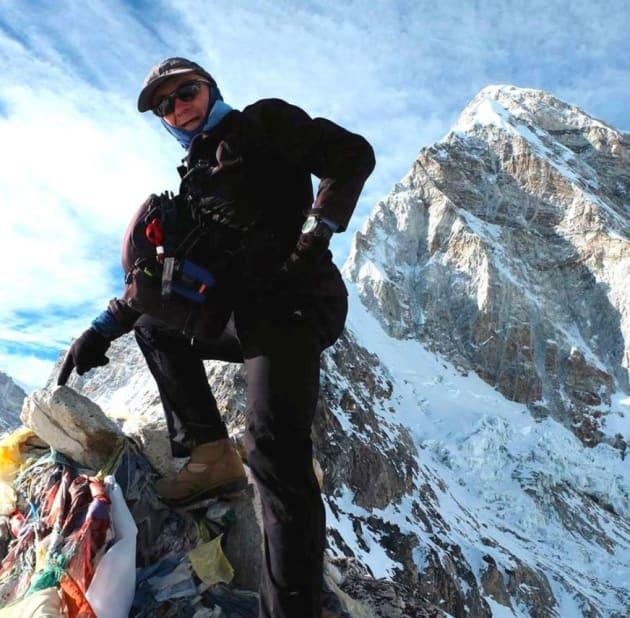 Mount everest deaths 2019 celebrity