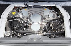 KSPG AG range extender in Fiat 500