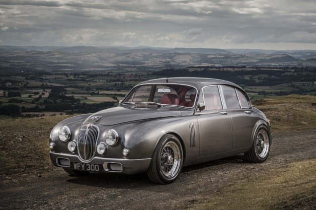 Jaguar Mark 2 By Callum