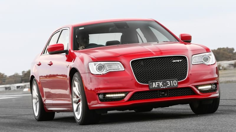 Chrysler 300 SRT8 News, Photos and Buying Information - Autoblog