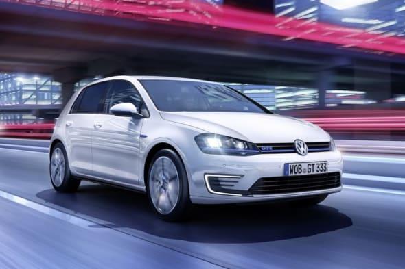 VW Golf,VW Golf GTE, Volkswagen, Golf, Plug-inHybrid, elektrisch, debüt, premiere,  Fotos, Preise, twin drive