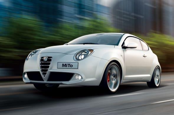 Alfa Romeo MiTo Competizione Free Drive Edition