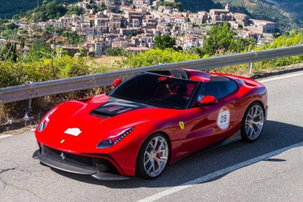 Ferrari, ferrari cavalcade, ferrari f12, ferrari f12 berlinetta, ferrari f12 trs, Bilder, leaked, revealed, durchgesickert, offiziell, premiere, supercar, supersportwagen, Unikat, einzelstück