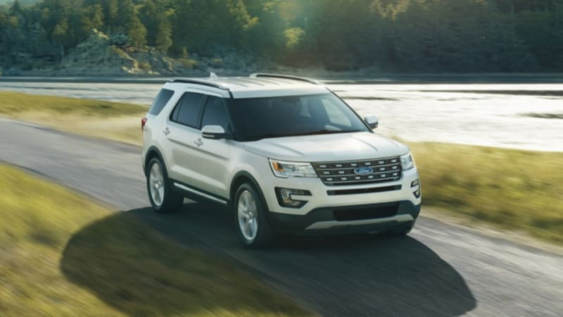 Ford recalls Explorer, Flex, Taurus for parking brakes