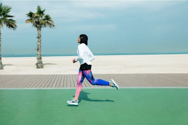Nike lance un hijab pour les athlètes [PHOTO]