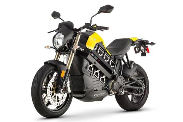 e-Bike, elektromotorrad, elektro Bike, schnellstes E-Bike der welt, Video, elektrisch, Brammo, Empulse, Empulse R