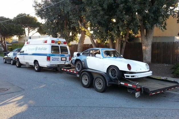 The diesel 911