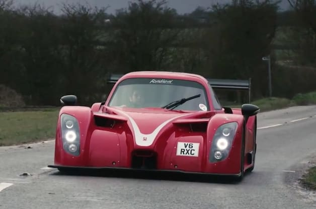 Radical RXC Video Radical RXC is a Mustang hearted racecar for the road by Authcom, Nova Scotia\s Internet and Computing Solutions Provider in Kentville, Annapolis Valley
