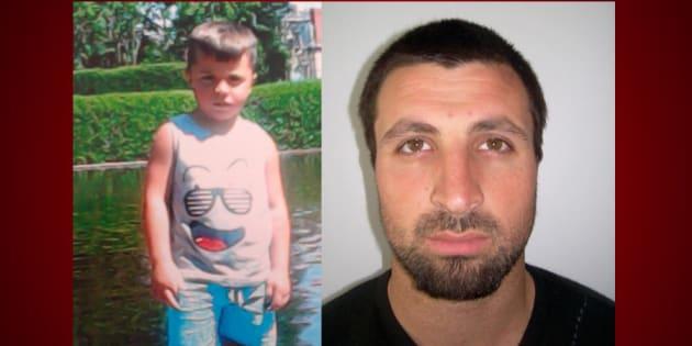 Alerte enlèvement pour retrouver Vicente, 5 ans et demi