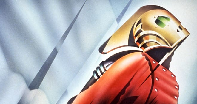 the rocketeer, disney, reboot, the rocketeers