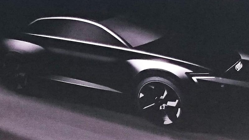Audi confirms all-electric SUV on the way - Autoblog