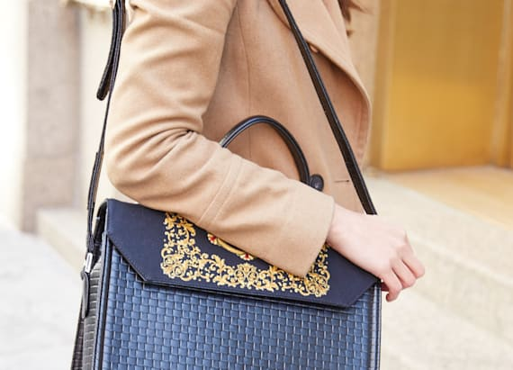 How to find the perfect statement bag