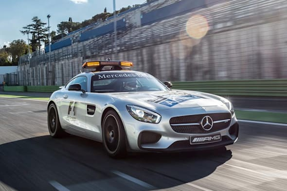 Mercedes-AMG GT S F1 Safety Car