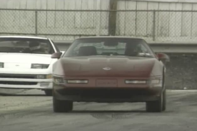 Motorweek 1993 Sports Car Test