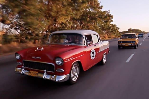 Havanna Motor Club Trailer