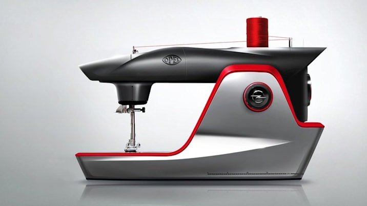 Opel Sewing Machine