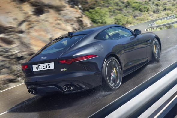 JAGUAR AWD F-TYPE R Coupe