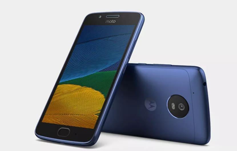 Moto G5 kommt auch in Deutschland in blau