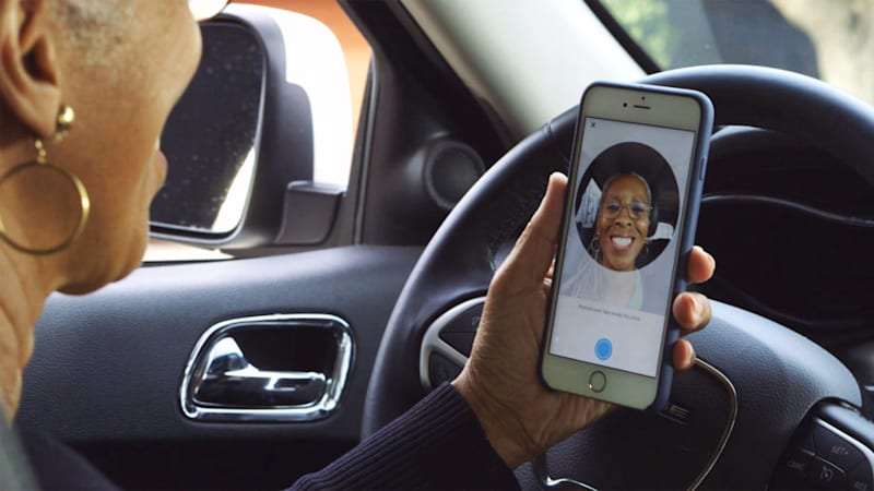 Here's how selfies will keep you safe when hailing an Uber