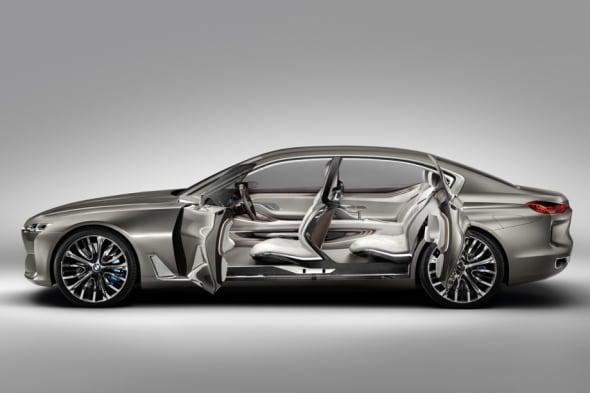 BMW Vision Future Luxury, 9er BMW, BMW 9er Reihe, Luxusmodell, Luxuslimousine, Reiselimousine, BMW 9er, 9er Series, Auto China, Peking, Beijing motor show,