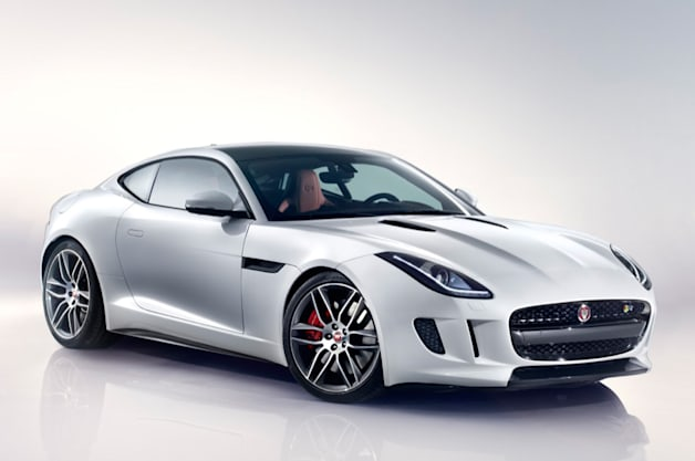 Jaguar F-Type Coupe R