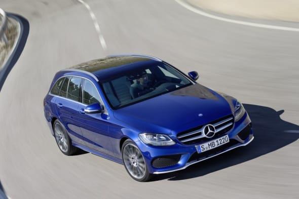 Mercedes-Benz C-Klasse T-Modell - der neue C-klasse Kombi