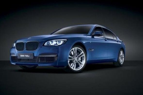 BMW, BMW 7er, 7er, M7, BMW M7, 760, BMW 760, Twinturbo, Biturbo, BMW 760Li V12 M Sport Edition, Bilder, Photos, Fotos