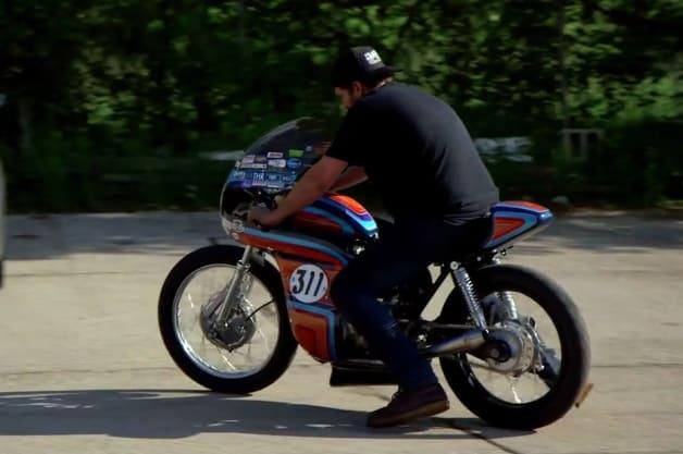 Moto Build mini-documentary