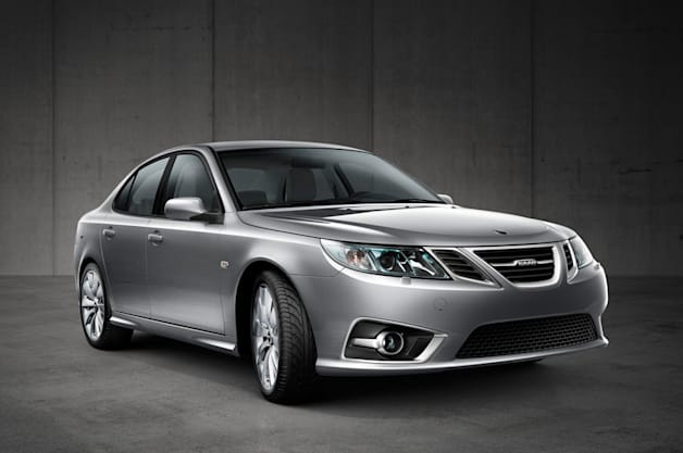 National Electric Vehicle stops Saab 9-3 production amidst financing woes