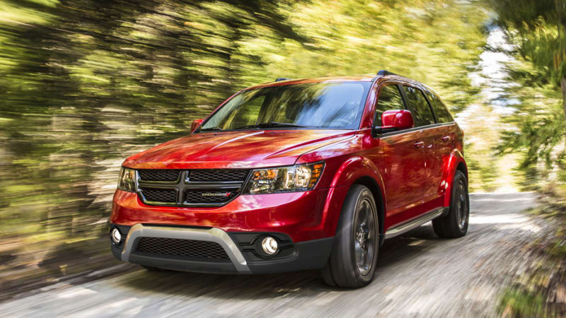 dodge journey recalled for freezing fluid lines autoblog. Black Bedroom Furniture Sets. Home Design Ideas