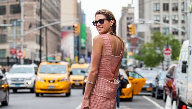 Street style from New York Fashion Week Day 8
