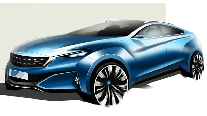 Nissan's Venucia brand bringing slick concept to Shanghai