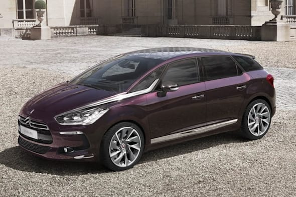 citroen DS 5 Faubourg Addict