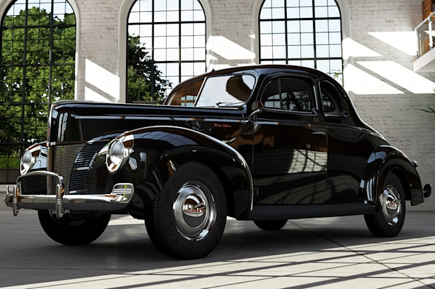 Forza Motorsport 5: 1940 Ford De Luxe Coupe