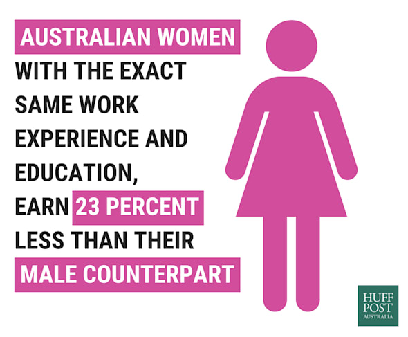 gender wage gap in australia essay About gender equality in australia women and girls make up just over half workplace gender equality agency, gender pay gap statistics (march 2014) p 4.