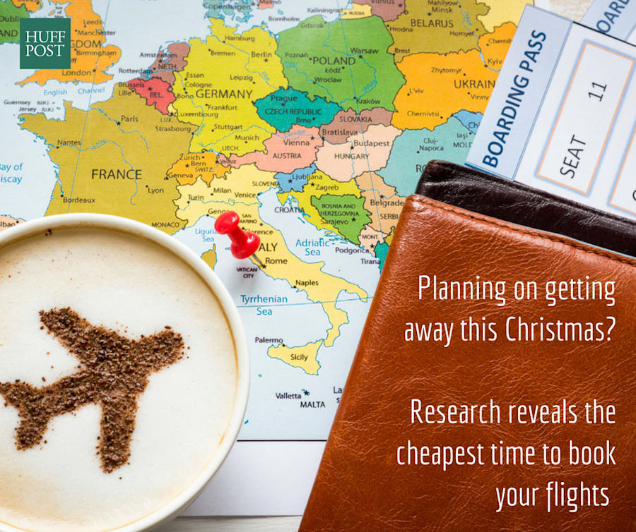 Now Is Actually The Best Time To Book Christmas Flights
