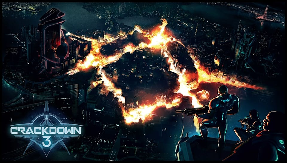 Crackdown 3 Hits Xbox One In 2016