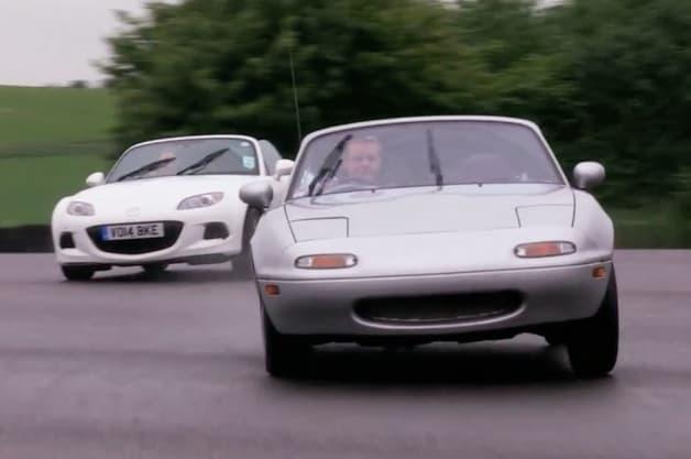 Mazda Miata History
