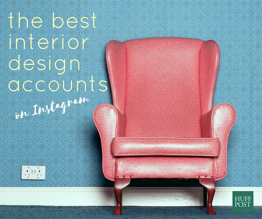 Home Style The Instagram Accounts Interior Designers Follow