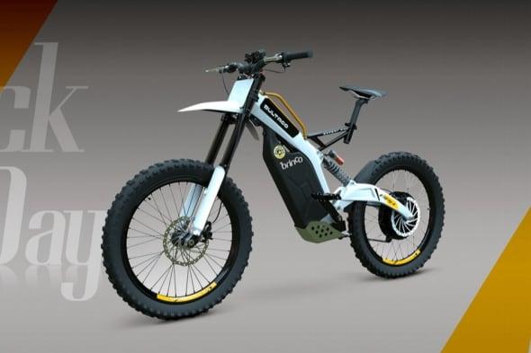 Bultaco Brinco E-Bike