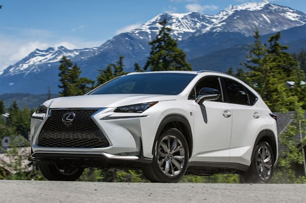 Lexus Has Big Expectations For Small Nx Crossover