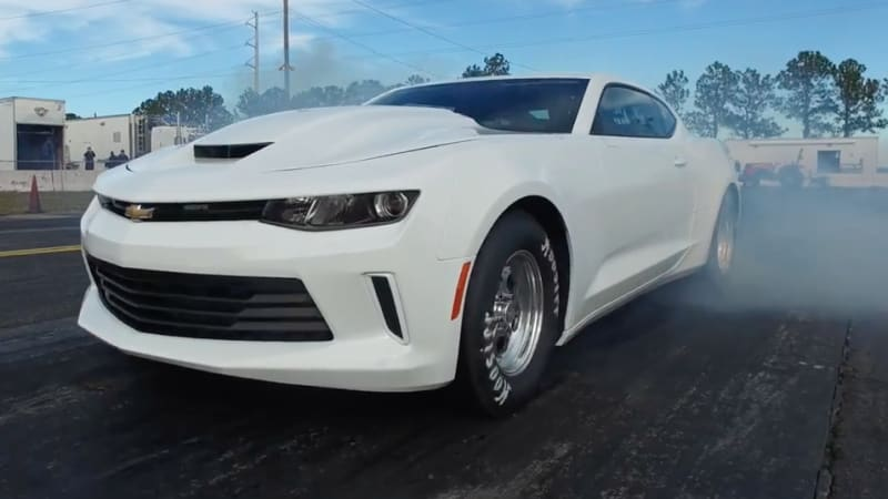 See the new COPO Camaro's awesomeness from many angles