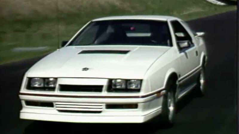 Motorweek Relives 80s Coupes With Dodge Daytona Ford Escort Exp Car News Newslocker
